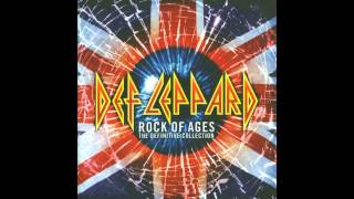 "Def Leppard, ""No Matter What"""