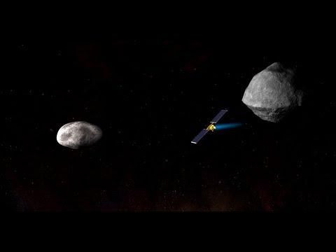 NASA выбрало SpaceX для миссии по «тарану» астероида
