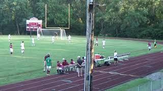 Varsity Boys Soccer:; Trinity vs St. Charles West 8.27.18