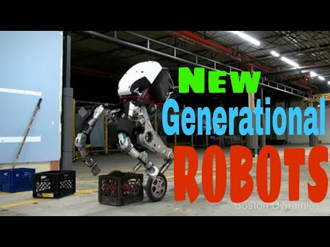 AWESOME ROBOTS!!! Latest trending technology
