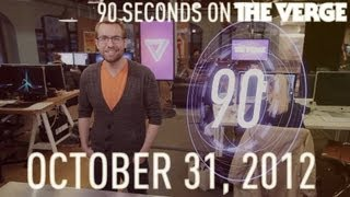 AT&T / T-Mobile, Boxee, Kickstarter, and more - 90 Seconds on The Verge: Wednesday, October 31, 2012 thumbnail