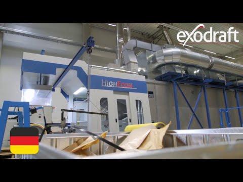 Abwärmerückgewinnung bei Herstellung von Aerosoldosen