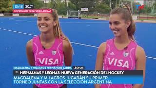 Hermanas y leonas: La nueva camada del hockey