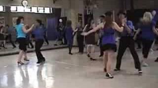 NYU Ballroom Club Showcase  - Shake Your Lovemaker