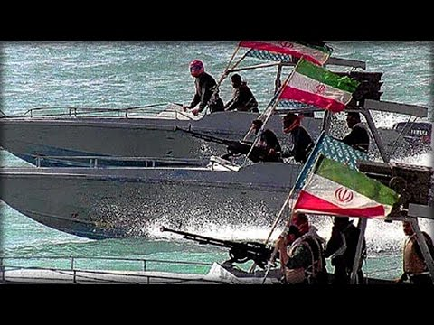 IRANIAN NAVY HARASSES U.S. NAVY IN CLOSE GULF ENCOUNTER ESCALATING TENSIONS
