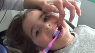 Proper Brushing Technique- Children