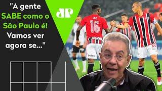 'Zicando' o São Paulo? Flavio Prado faz alerta após empate com o Corinthians