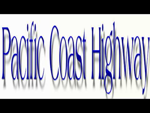 Burt Bacharach ~ Pacific Coast Highway