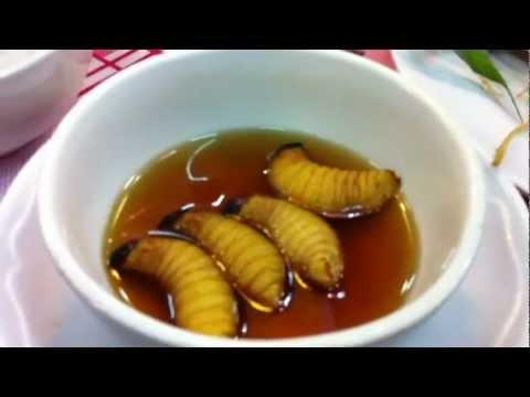 Đuông Dừa - món ăn VN phương Tây khiếp sợ