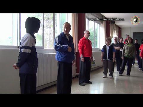Unificación de los 3 Sentidos:enseñanza del maestro Chen