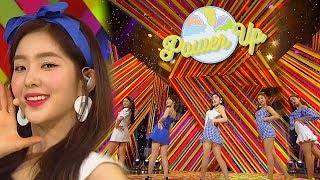 《Comeback Special》 Red Velvet(레드벨벳)   Power Up @인기가요 Inkigayo 20180812