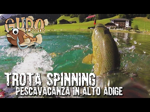 Guardare il video su pesca insolita