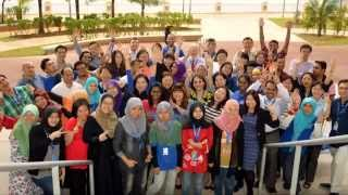 preview picture of video 'Heriot-Watt University Malaysia Putrajaya (September 2014 Orientation-Day 1).'