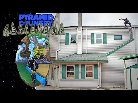 """preview image for Pyramid Country's """"Setting Up"""" Video"""