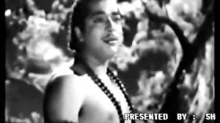 Bansuriya Phir Se Baja - Taj 1956 - Lata & Hemant Kumar