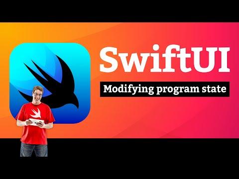 Modifying program state – WeSplit SwiftUI Tutorial  4/11 thumbnail