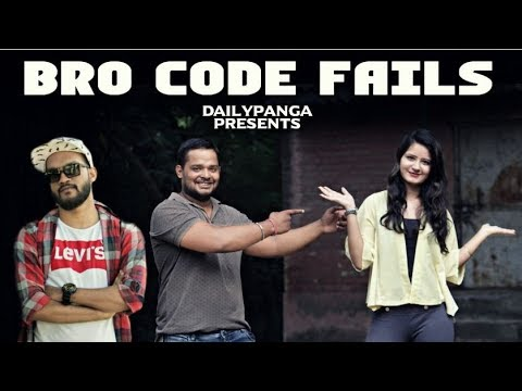 Bro Code with Girl