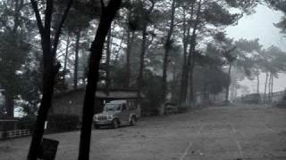 preview picture of video 'Storm at Mawiong'