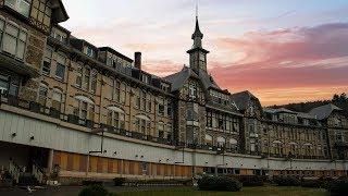 LOCKED IN OVERNIGHT: HUGE SANATORIUM DU BASIL - Urbex Lost Places Abandoned Belgium