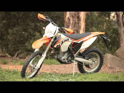 MXTV Bike Review 2014 KTM 350 EXC-F