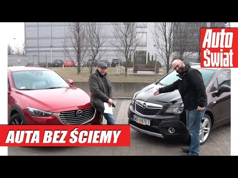 Mazda CX-3 2.0 Sky-G 120 KM SkyENERGY (2018) - TEST PL