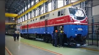 Укрзалізниця підписала контракт на закупівлю потягів, гроші за які підуть до Росії