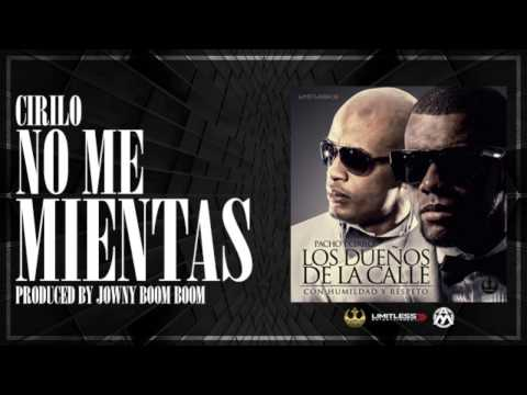 No Me Mientas (Audio)