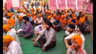 Laid Foundation Stone of Maharani Jind Kaur Khalsa school By SGNDSSI, USA - Part 3