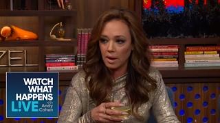 Leah Remini On Leaving Scientology, Tom Cruise, John Travolta, And Brooke Shields | WWHL