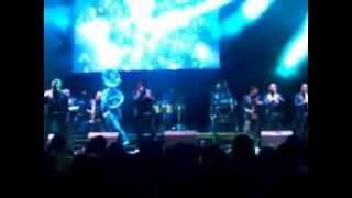 preview picture of video 'feria de tepic 2013 banda rancho viejo'