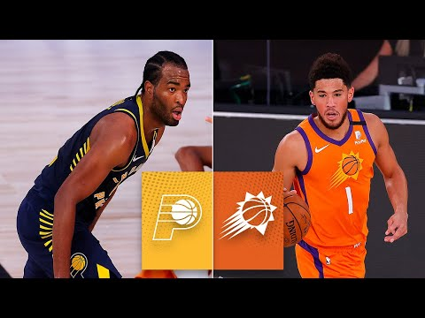 Indiana Pacers vs. Phoenix Suns [FULL HIGHLIGHTS] | 2019-20 NBA Highlights
