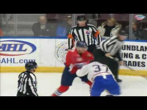 Edward Wittchow vs Jeremy Gregoire
