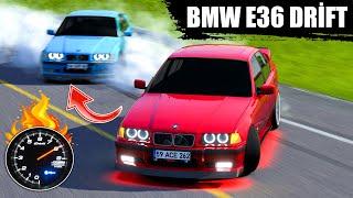 DUMANDAN ÖNÜMÜZÜ GÖREMEDİK | SİNEK İLACI ETKİLİ BMW E36