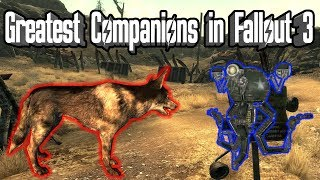 Fallout Fives - Greatest Companions in Fallout 3