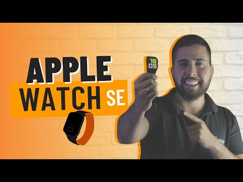 "O NOVO APPLE WATCH ""MAIS BARATO"" APPLE WATCH SE!"