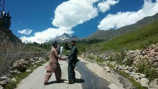 preview picture of video 'Astore to Rama Lake Gilgit baltistan'