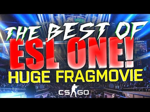 CS:GO | ALL The BEST PLAYS - ESL One New York 2016 Fragmovie HIGHLIGHTS