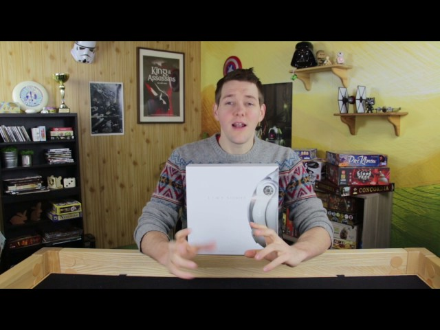 Gry planszowe uWookiego - YouTube - embed aNhEaAcDhYI