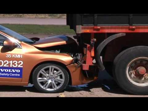 Volvo c60 automatic braking test fails miserably. Epic brake and press pr fail!