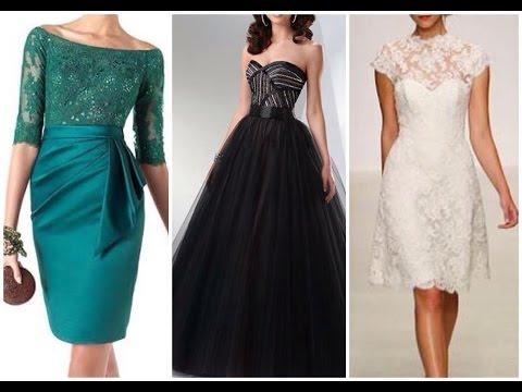 Vestidos de Coctel, Vestidos de Noche y Vestidos Cortos