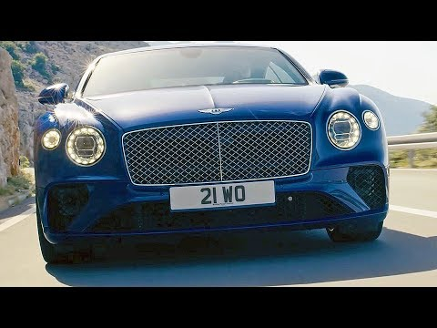 Bentley Continental GT (2018) Faster And More Agressive