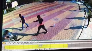 Массовое избиение в Лазаревском 14.07.18
