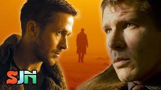 Blade Runner 2049 Teaser Trailer Reaction