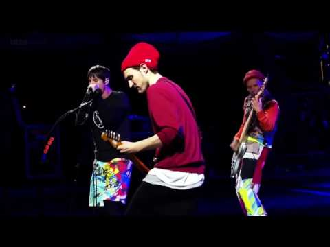 Red Hot Chili Peppers Goodbye Angels 10.07.2016