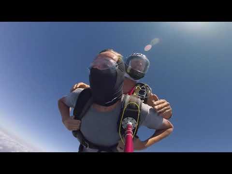 GoPro κάμερα πέφτει από ύψος 2.000 μέτρων
