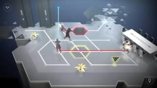 Deus Ex Go Level 21