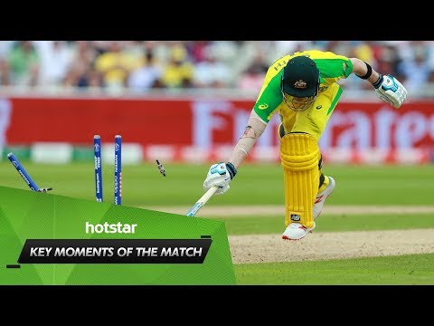 Key moments of the day feat. Smith's 'Natmeg' run out