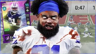 Zeke Morphs Into A MONSTER With The Game On The Line! (Madden 20)