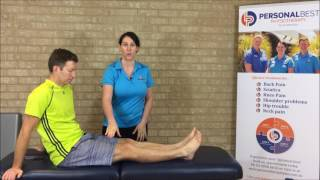 Exercises for Patellofemoral Pain