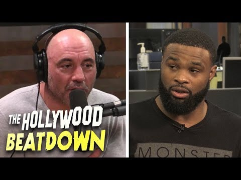 Tyron Woodley Addresses His Controversial Joe Rogan Interview | The Hollywood Beatdown